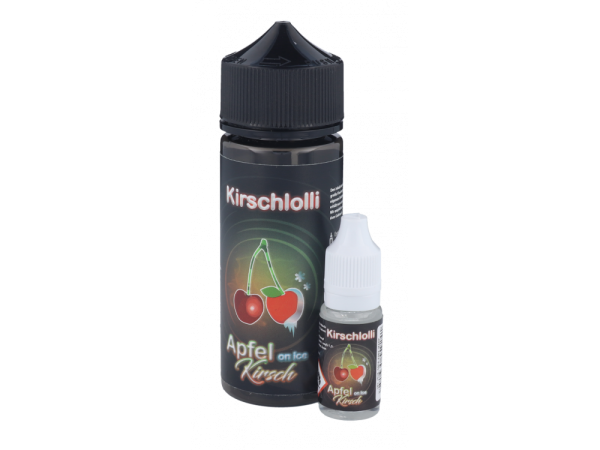 Kirschlolli - Aroma Apfel Kirsch on Ice 10ml