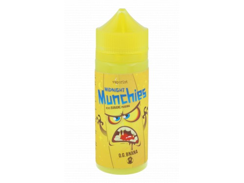 Vaporist Midnight Munchies - O.G.Bnana