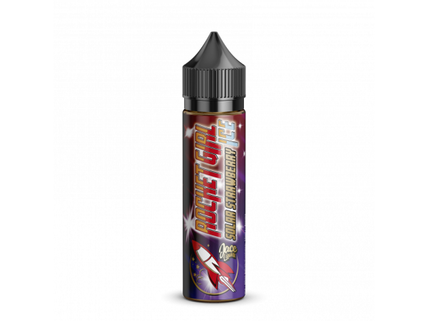 Rocket Girl - Aroma Solar Strawberry Ice 15ml