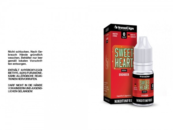 Innocigs Sweetheart Liquid 0mg