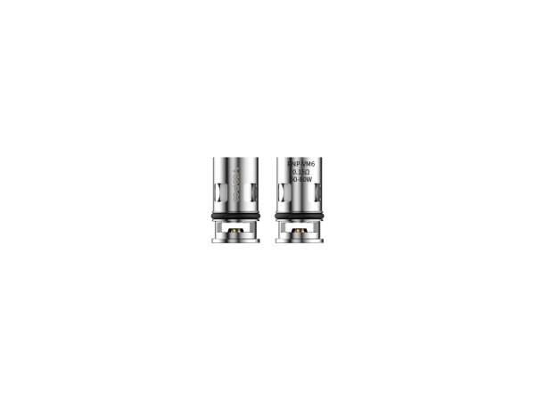 VooPoo PnP-VM6 Mesh 0,15 Ohm Heads (5 Stück pro Packung)