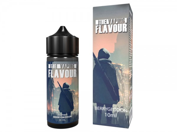 The Vaping Flavour - Aroma Ch.5 Berrygeddon